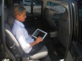 Transfer Salvador Bahia com acesso à internet
